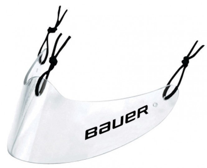 Bauer Goalie Throat Protector S17 Sr