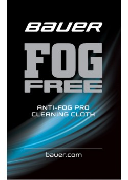 Bauer Fog-Free Cleaning Cloth 2-pk